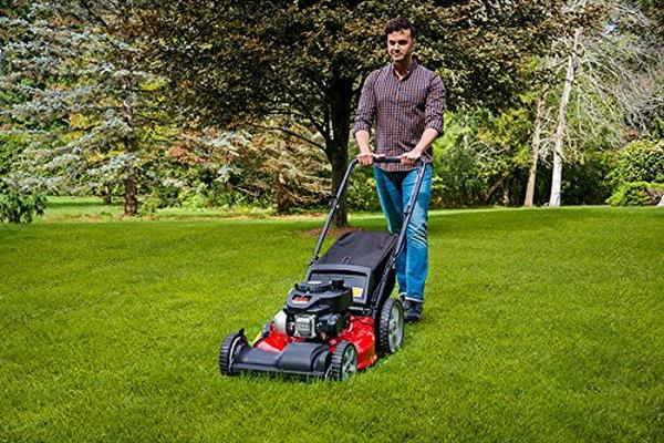 缩略图 | 【优惠结束】Yard Machines 割草机:3合1自走式,半价销售免运费,快快抢,手慢无!