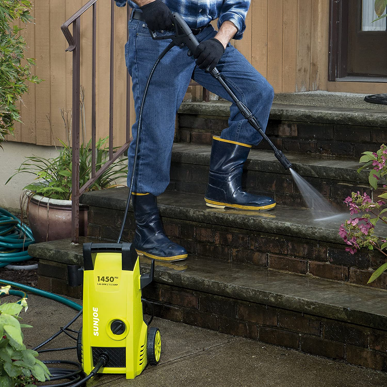 缩略图 | 疫情期间洗车不方便,这款实用机器来帮您!Sun Joe 高压清洗神器优惠啦!