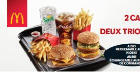 缩略图 | 【省钱】麦当劳McDonald's 9月折扣券出炉,带上去吃可以省不少!