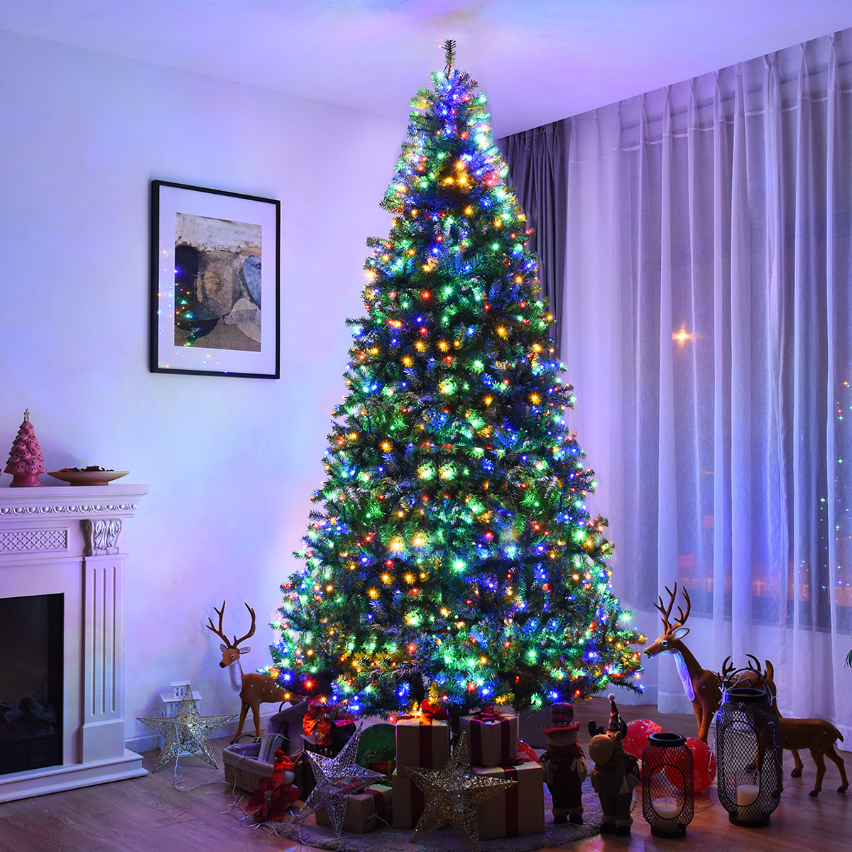 缩略图 | 便宜230刀!沃尔玛圣诞树便宜啦!快去抢吧!