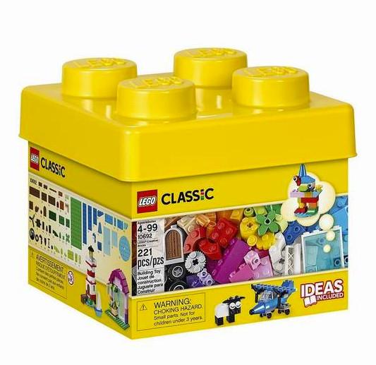 缩略图 | 【优惠快报】Amazon经典乐高创意积木盒7折啦 13.97加元!