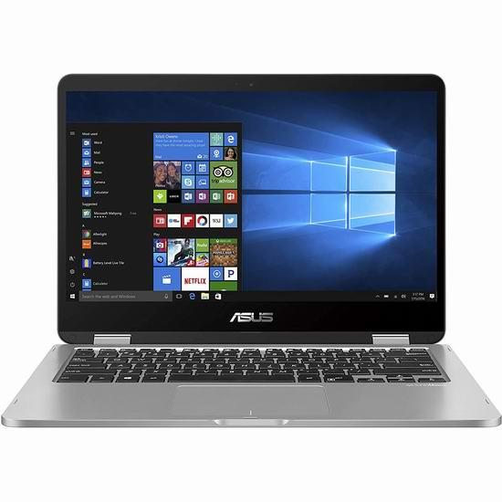 缩略图 | 历史新低!Asus 华硕14英寸 触摸屏 变形笔记本电脑 379加元包邮!