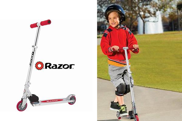 缩略图 | 【优惠快报】Amazon销量冠军!Razor 滑板车6.5折 39.39加元包邮!
