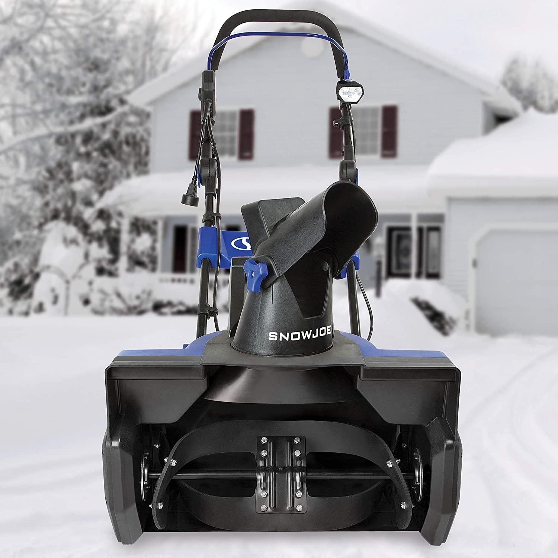 缩略图 | 铲雪机优惠啦,Snow Joe 15安培 21英寸 电动铲雪机 219加元包邮!