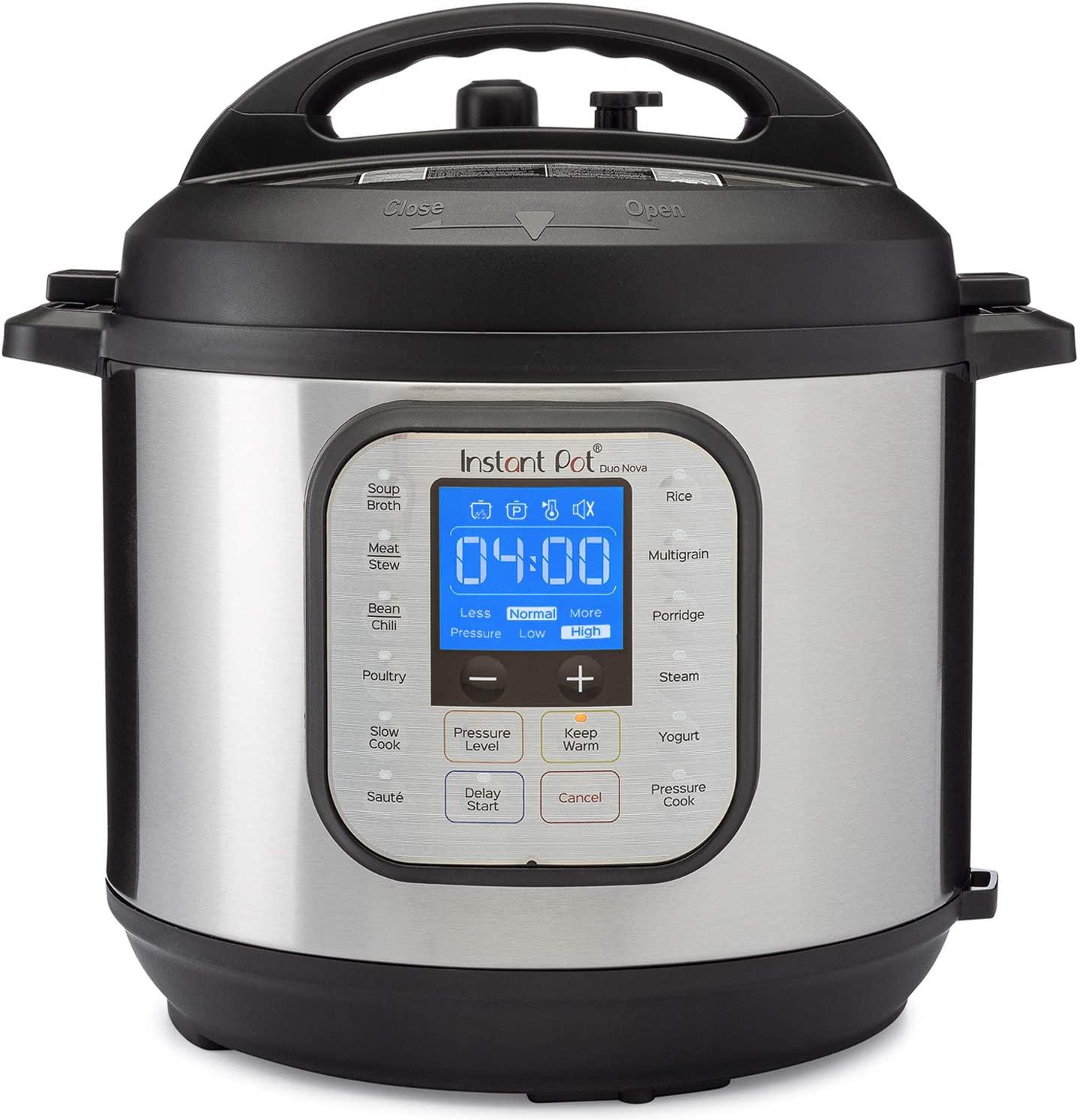 缩略图 | 历史新低!仅限今日!华人最爱电压力锅Instant Pot 79.98加元包邮!原价129.97刀!