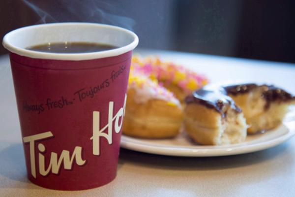 缩略图 | Tim Hortons 本周末咖啡免费大派送啦,具体操作看这里!