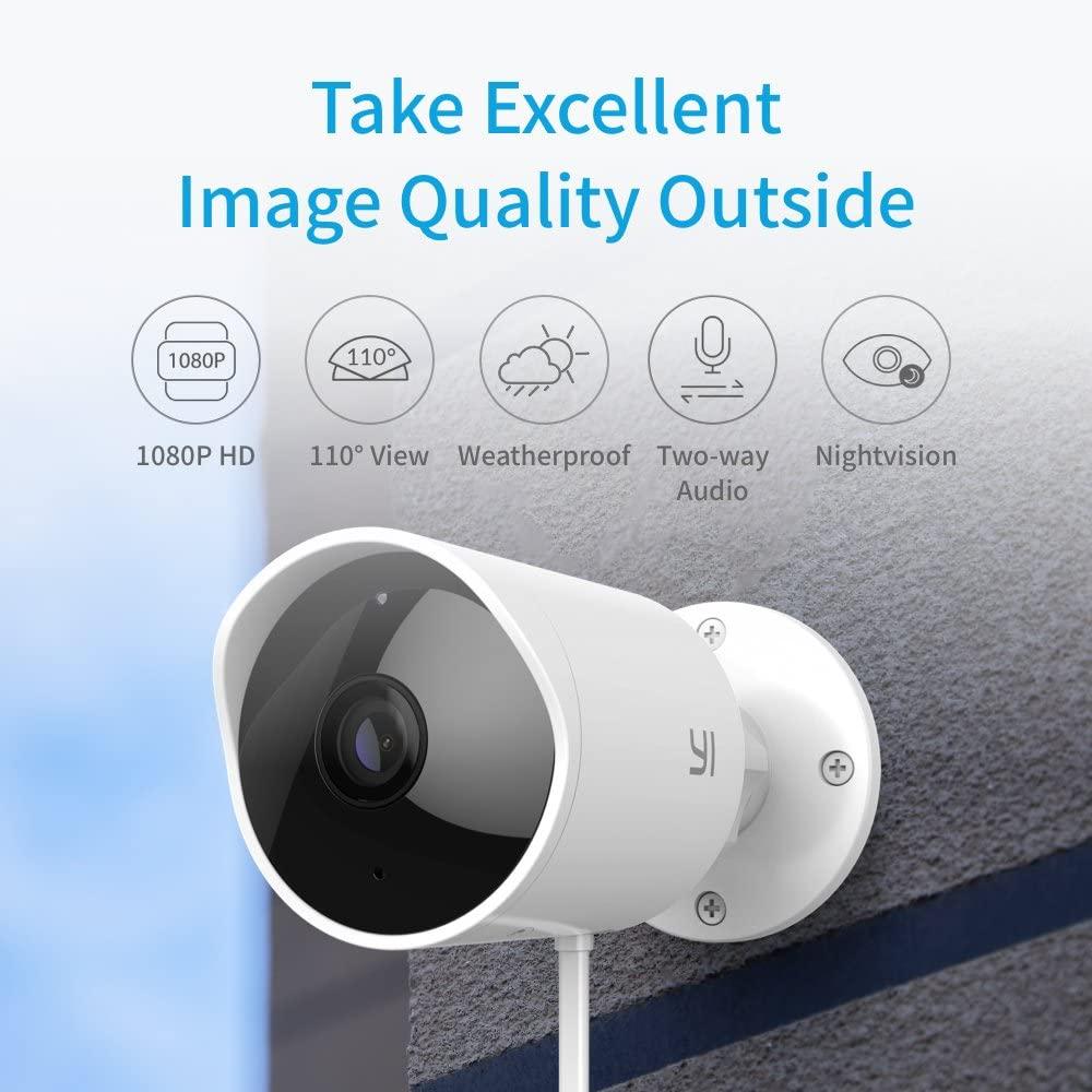 缩略图 | 比黑五还便宜!防贼利器-小米小蚁室外版监控摄像机 49.99加元包邮!