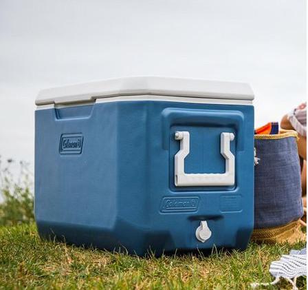 缩略图 | 夏天要来了,冷藏保温箱cooler优惠了,赶紧备起来野餐钓鱼用!Coleman50加元包邮!