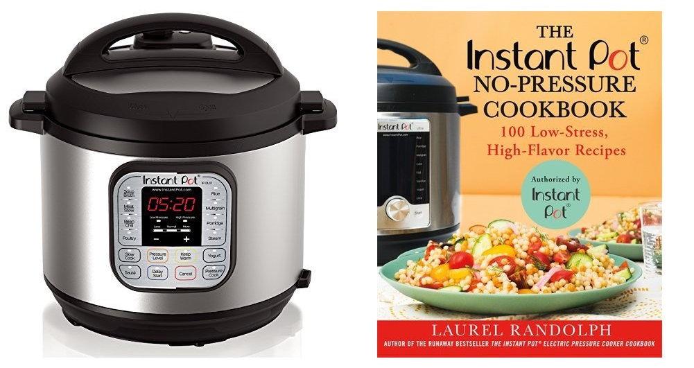 缩略图 | 【历史新低】 Instant Pot 电压力锅$62刀包邮!送价值25.99加元菜谱!
