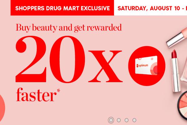 缩略图 | Shoppers化妆品变相5.6折起!雅顿、兰蔻、资生堂等5.6折!Dyson戴森吹风机比Sephora 还便宜!