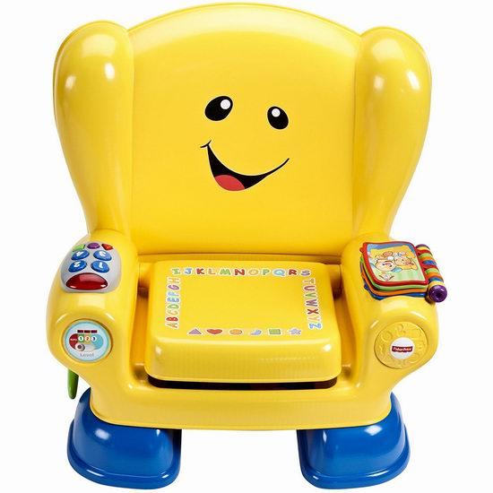 缩略图 | 四折快去买!Fisher-Price  智玩宝宝 智能互动学习椅29.98加元!