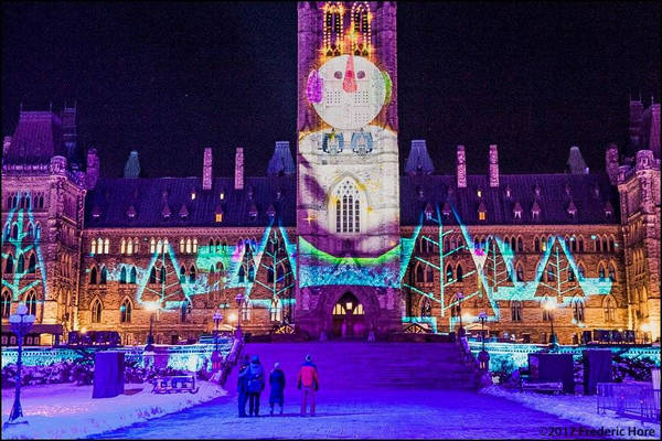 缩略图 | 2019年加拿大圣诞灯展:点亮心灵之灯,开启圣诞之旅!