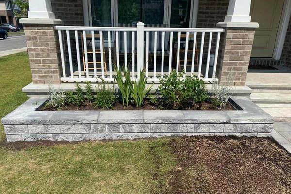 缩略图 | 昕诚园林公司进驻渥太华,进行测量估价,提供设计方案,为您定制属于自己的前后院空间!