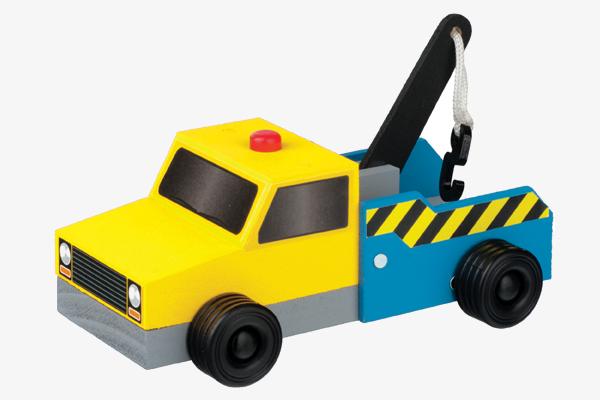缩略图 | 【免费手工活动】快快报名!小朋友喜欢的迷你高尔夫球&迷你卡车玩具来啦!
