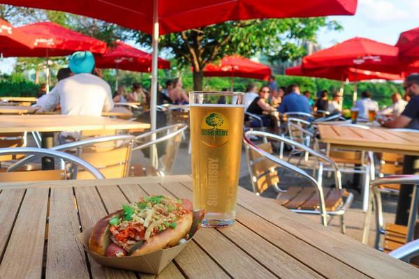 缩略图 | 约起来!盘点渥太华14家超赞的夏日露天餐厅:开启夏日惬意生活!