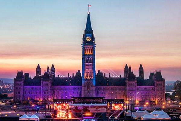 缩略图 | 【超级攻略】加拿大国庆节活动之6月30日篇:国会山巅,渥河河畔,举国同庆,万民齐欢!