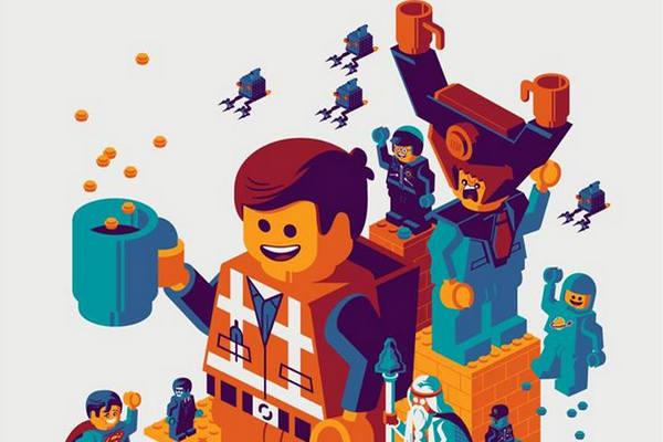 缩略图 | 免费户外乐高电影和乐高游戏:让孩子们尽情享受乐高之夜!