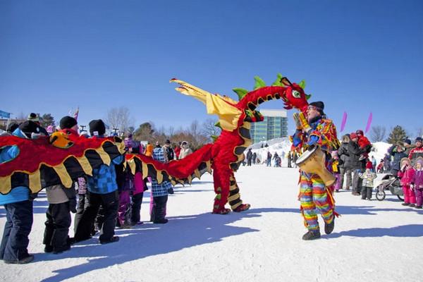 缩略图 | 2020年渥太华冬季狂欢节:雪花王国,冰雕挑战,美味佳肴,爵士音乐,冰上龙舟,音乐骑射。。。