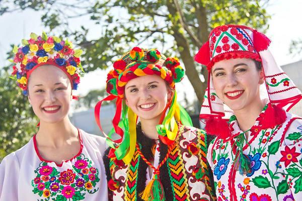 缩略图 | 渥太华首都乌克兰节:帅哥美女盛宴表演都已备好,还在等什么!