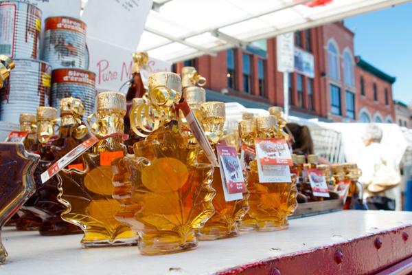 缩略图 | 周末去渥太华 Byward Market 逛逛吧, 枫糖庆祝活动等你来!