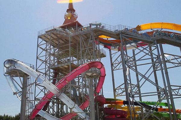 缩略图 | 天太热?快去加拿大最大水上乐园Calypso Waterpark!渥太华往返班车开始启动啦!