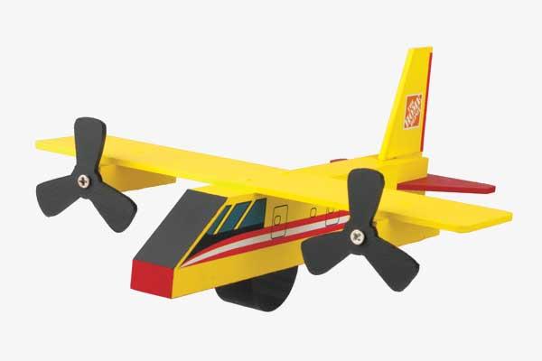 缩略图 | 【免费活动】提高孩子动脑动手能力,超萌飞机手工活动火热报名中!