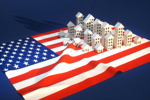 缩略图 | 疫情严峻、经济衰退,美国房价凭什么大涨?