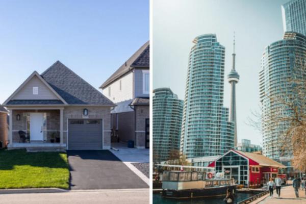 缩略图 | 加拿大房屋均价明年突破70万,房源数量历史新低!