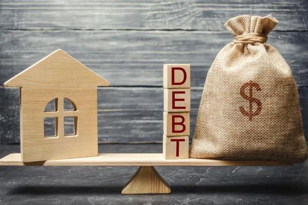 缩略图 | 加拿大屋主债务极高,远超非屋主20倍!
