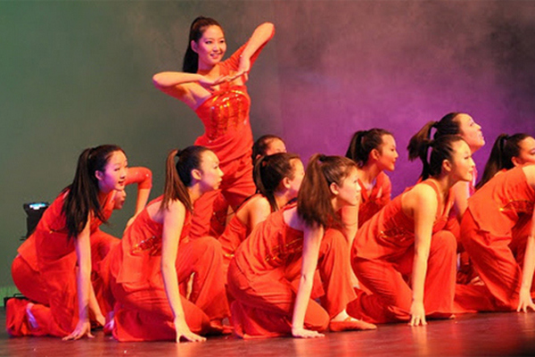 缩略图 | 渥太华大都学院舞蹈班 2019-2020 招生!