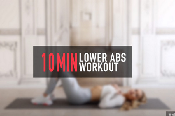 缩略图 | 10 MIN LOWER AB WORKOUT / No Equipment I Pamela Reif