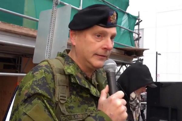 缩略图   20年来首次!一名加拿大军官被控叛变!