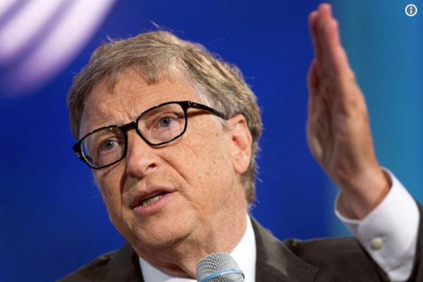 缩略图 | 比尔·盖茨谈犯下的最大错误:让我损失4千亿美元