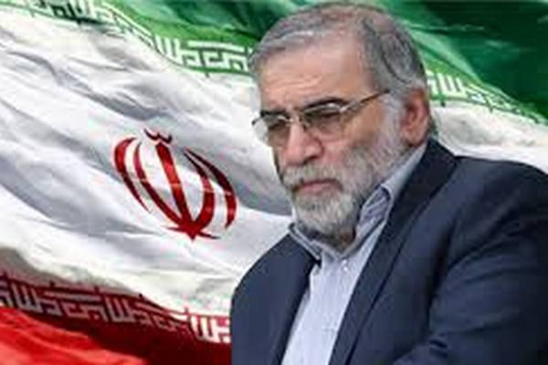 缩略图 | 美国官员:伊朗核科学家遭暗杀,幕后黑手就是以色列