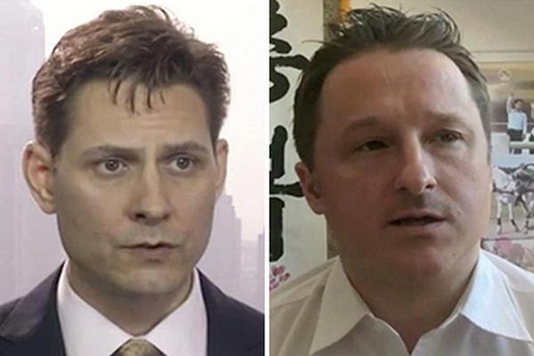 缩略图 | 中国正式逮捕两加拿大人 中加关系恐更紧绷