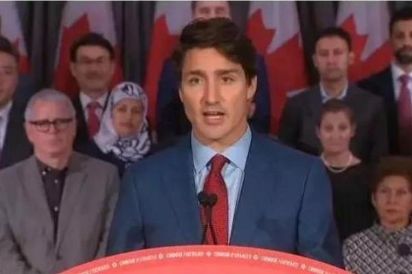缩略图 | 特鲁多大选承诺:如果连任,加拿大将大规模禁枪!