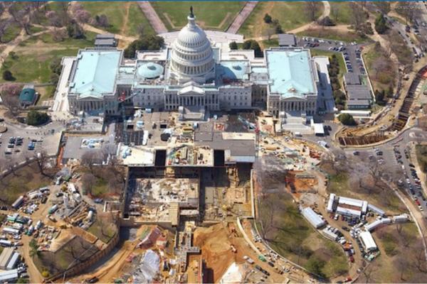 缩略图 | 美国政要从这里逃命!围攻事件让国会大厦庞大地下隧道网曝光!