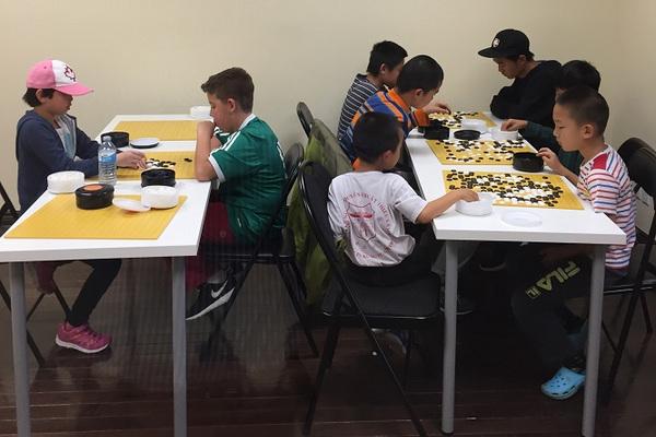 缩略图   渥太华围棋学校 - 7月14号免费围棋入门课
