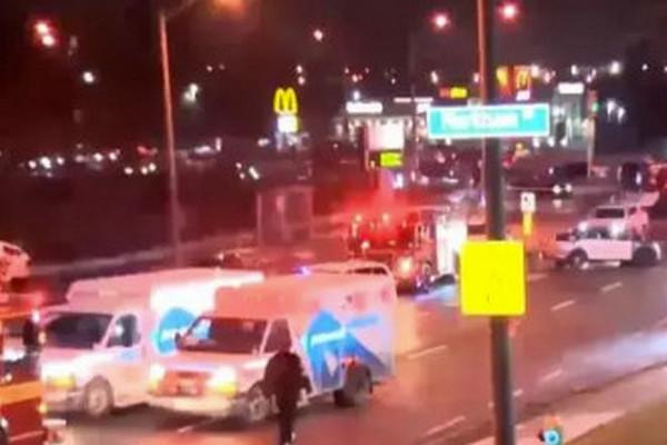 缩略图 | 飞来横祸!多伦多2名中国留学生人行道上被撞死!