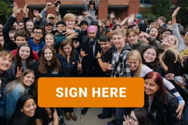 缩略图 | 加拿大或将实现免费上大学!新民主党呼吁首先减轻学生贷款!