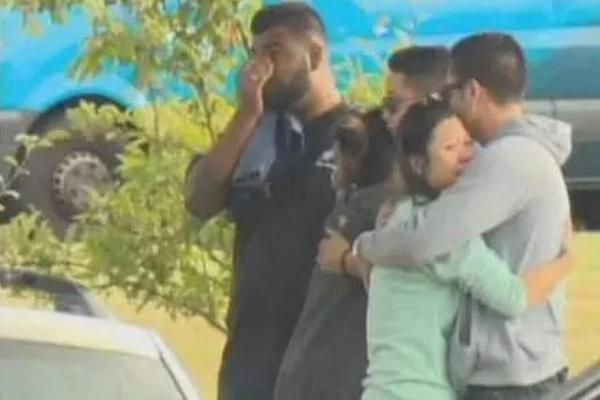 缩略图 | 温哥华独立屋遭乱枪扫射 华裔被绑45小时