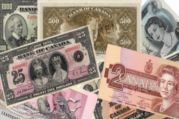 缩略图 | 这些加币将会开始停用,收藏价值高达$25万刀!