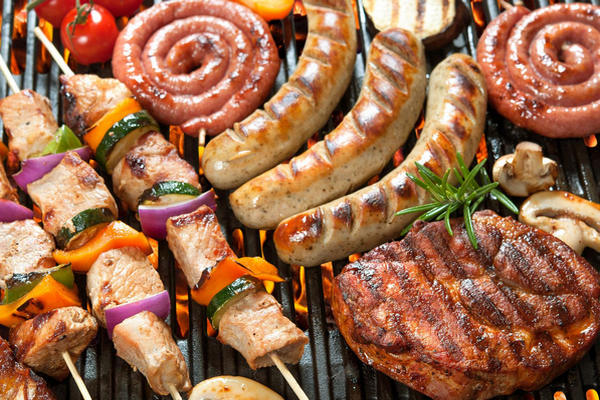 缩略图   西北同乡会夏季BBQ聚餐:品尝美食交朋处友共叙乡情