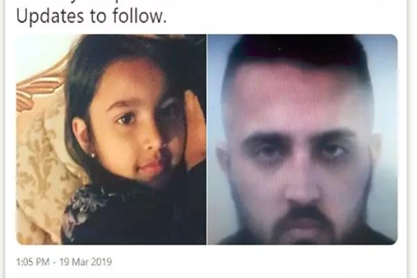 缩略图   紧急求救!Amber警报:多伦多一名5岁女孩被父亲绑架带走!