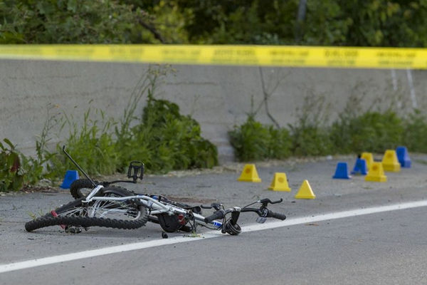缩略图 | 痛心!渥太华13岁男孩骑自行车被撞死!暑期家长注意孩子安全!