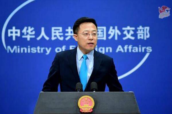 缩略图   美方取消逾千名中国学生和研究人员签证,外交部回应