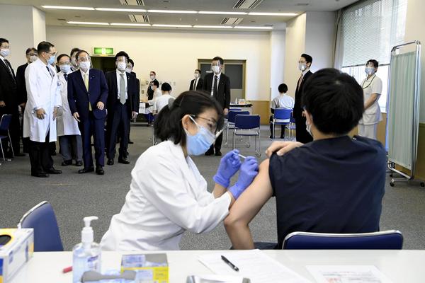 缩略图 | 日本政府:若接种新冠疫苗死亡,一次性赔家属270万元