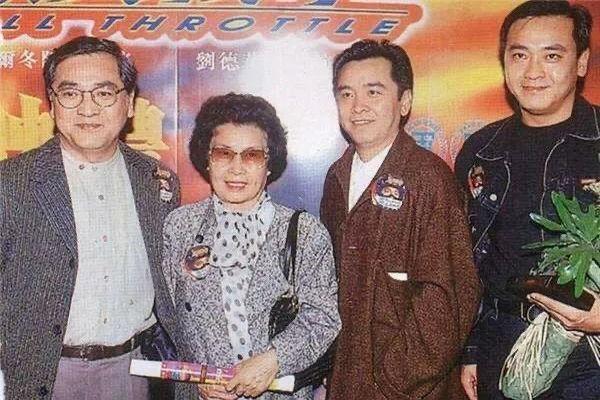 缩略图 | 娱乐圈最酷女星:她演一辈子配角, 却生了3个男主角