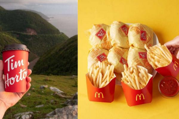 缩略图 | 惊呆!麦当劳、TimHortons、星巴克等包装含有毒化学物!
