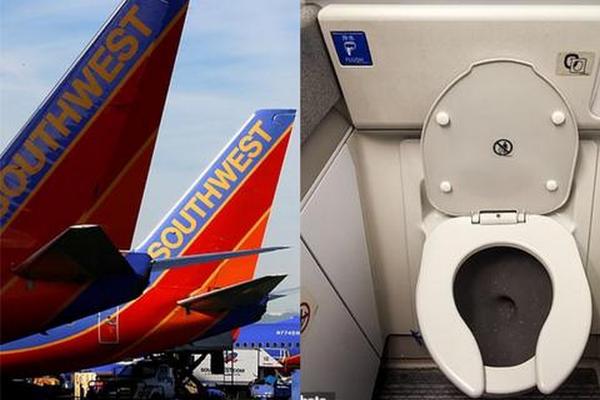 缩略图 | 美国西南航空洗手间惊现隐形摄像头,两位机长在线观看被空乘举报!